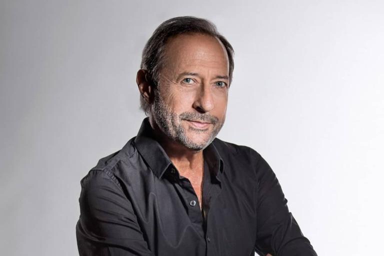 Guillermo Francella le contó a LA NACION que transita tranquilo su cuadro de Covid