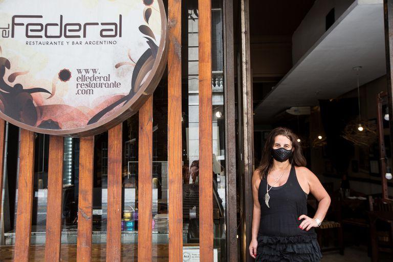 El Microcentro, desolado: los restaurantes cierran por falta de clientes