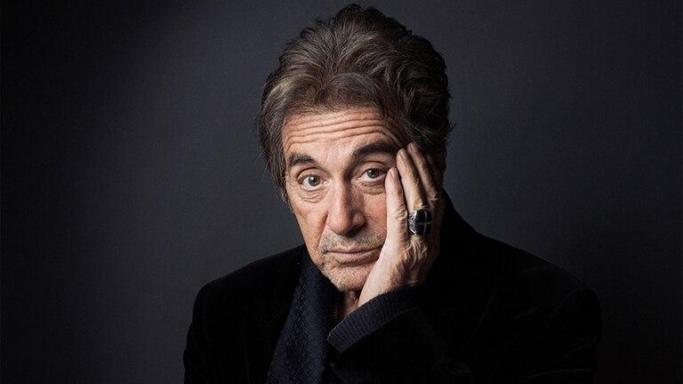 Al Pacino tendrá una ajustada agenda durante su paso por el país