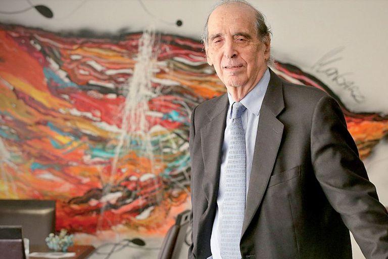 El economista Ricardo Arriazu