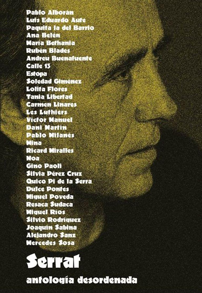 Serrat y sus amigos: con Mario Benedetti (arriba), Eduardo Galeano (centro) y Roberto Fontanarrosa (abajo) archivo