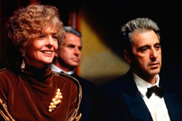 Qué dijo Diane Keaton sobre la nueva versión de El Padrino III