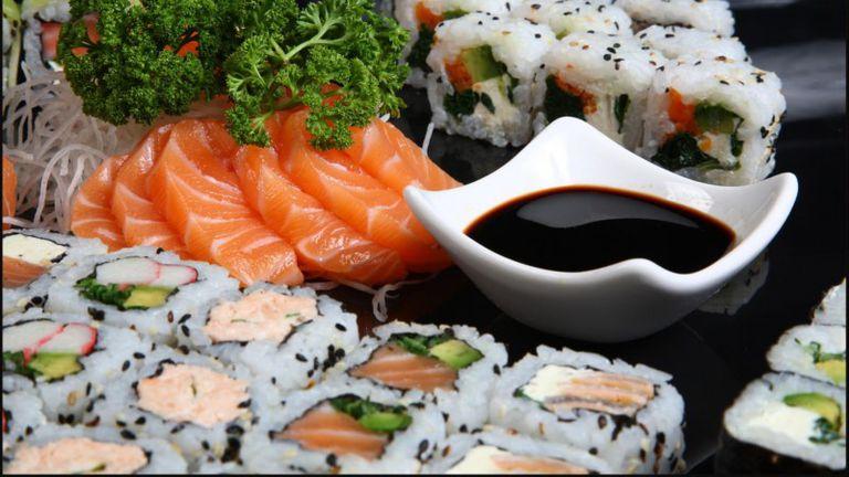 En Ishidan hay opciones de sushi para todos los gustos