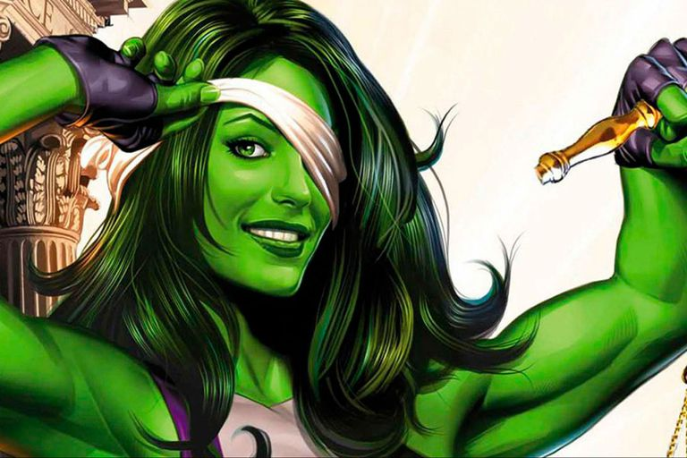 She-Hulk, abogada y heroína