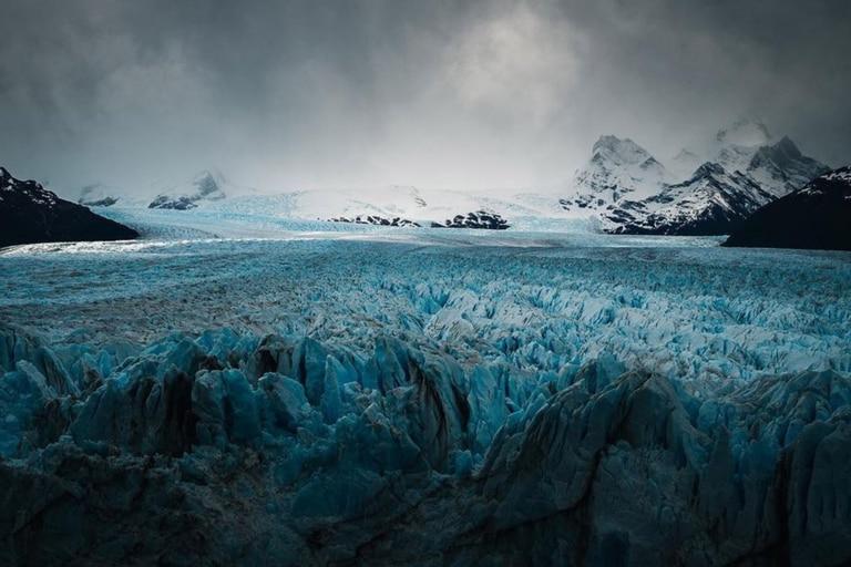 El cambio climático está derritiendo las masas de hielo