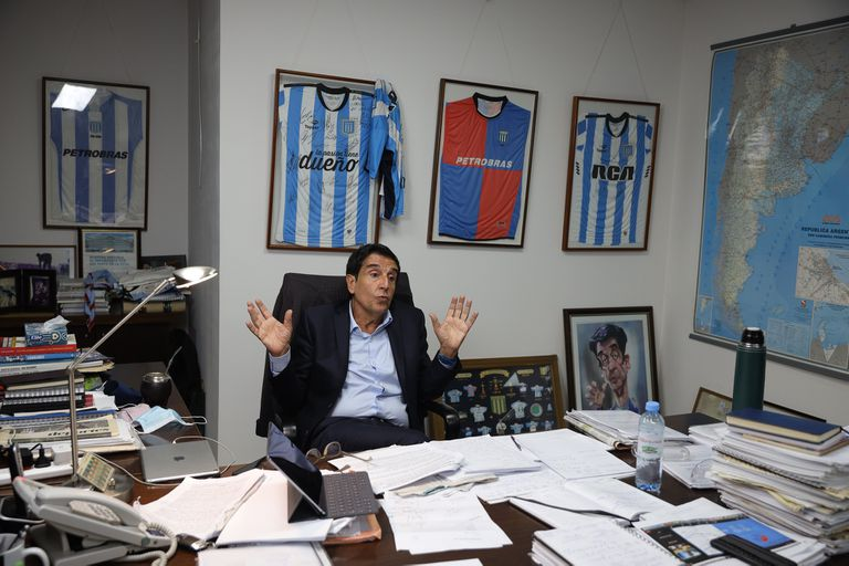 El economista Carlos Melconian. ECO  Foto: Hernan Zenteno  30_3_2