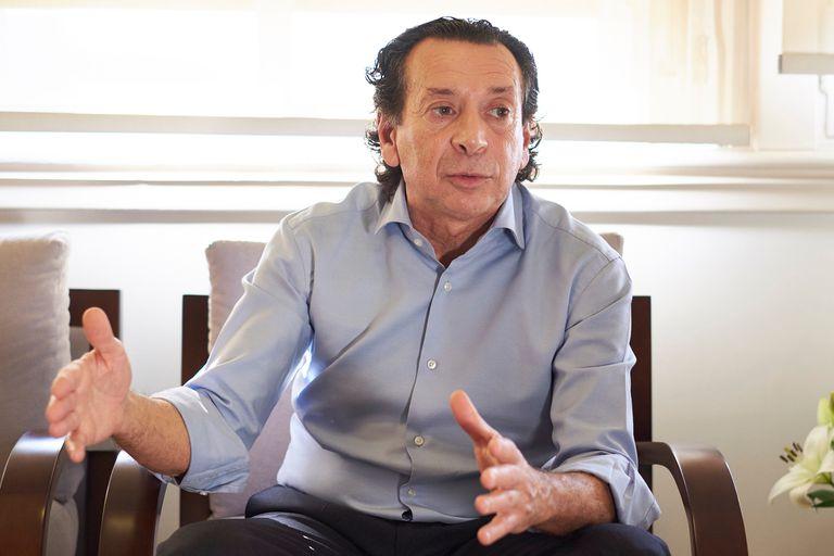 El ministro de Producción, Dante Sica