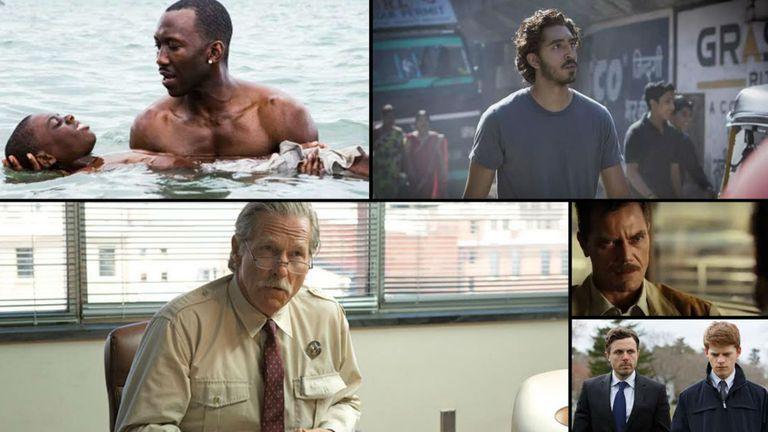 Los nominados a mejor actor de reparto