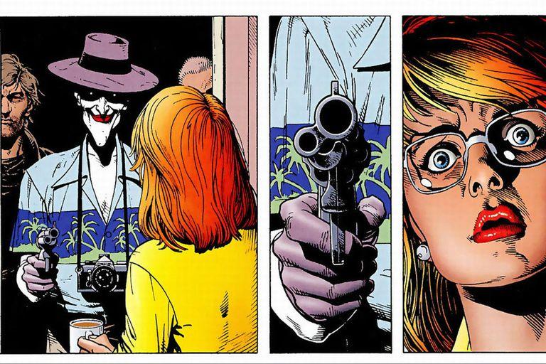 Bárbara Gordon paga un precio muy alto por cruzarse al Joker en La broma asesina