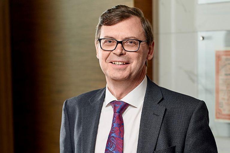 Sergey Feofilov, fundador de UkrAgroConsult y especialista en el mercado de granos de la zona del Mar Negro