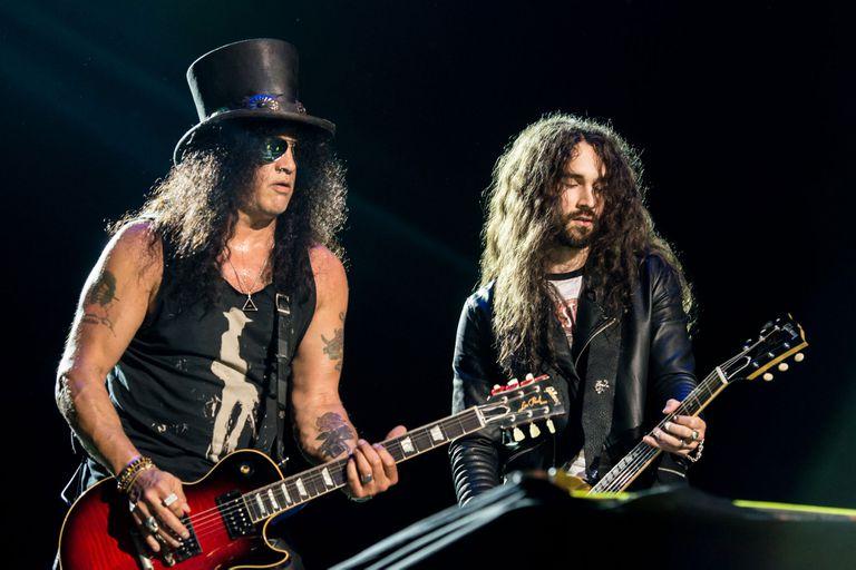 Gibson tendrá su sello discográfico: su primer lanzamiento será un álbum de Slash