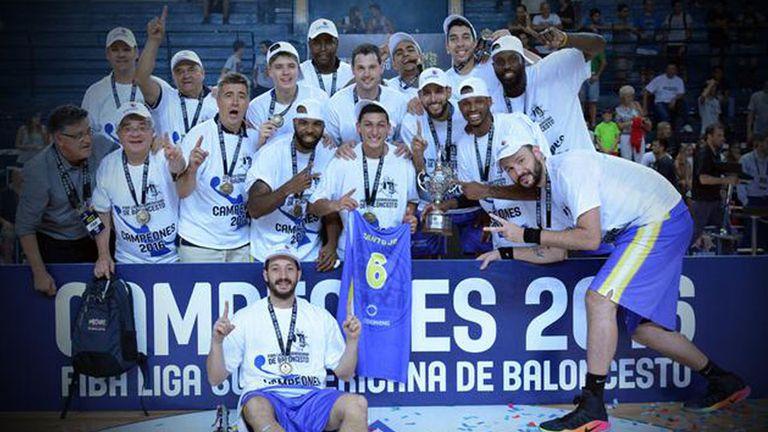 Mogi das Cruzes se coronó campeón de la Liga Sudamericana