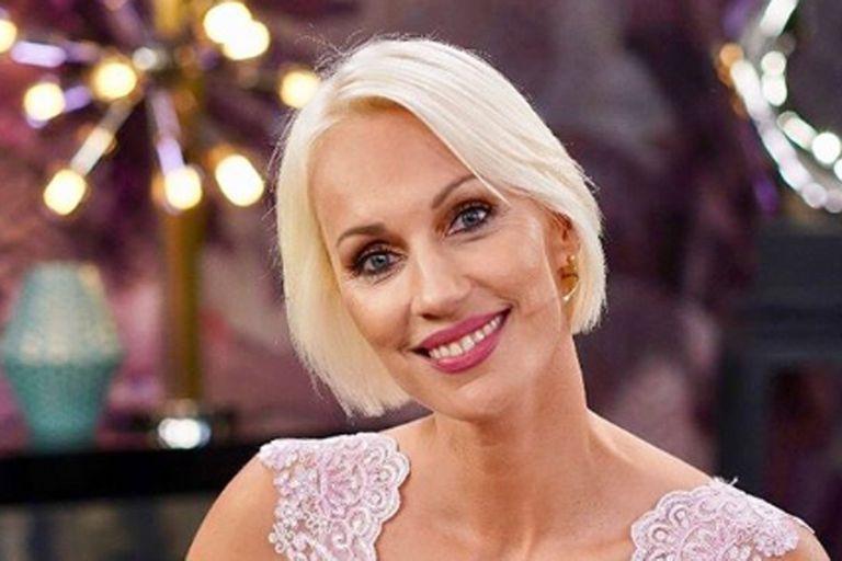 Ingrid Grudke habló de los rumores que la vinculan con García Moritán