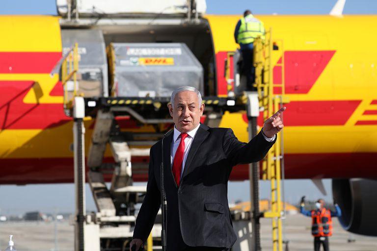 Netanyahu y el príncipe Mohammed, a las puertas de una cumbre en Abu Dhabi