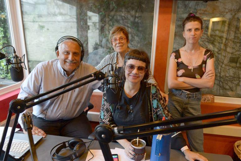 Gisela Marziotta deja su lugar en la radio por la política
