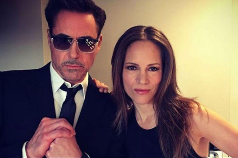El actor conoció a Susan en 2003, le propuso matrimonio a los tres meses de verla por primera vez y ambos se casaron en 2005