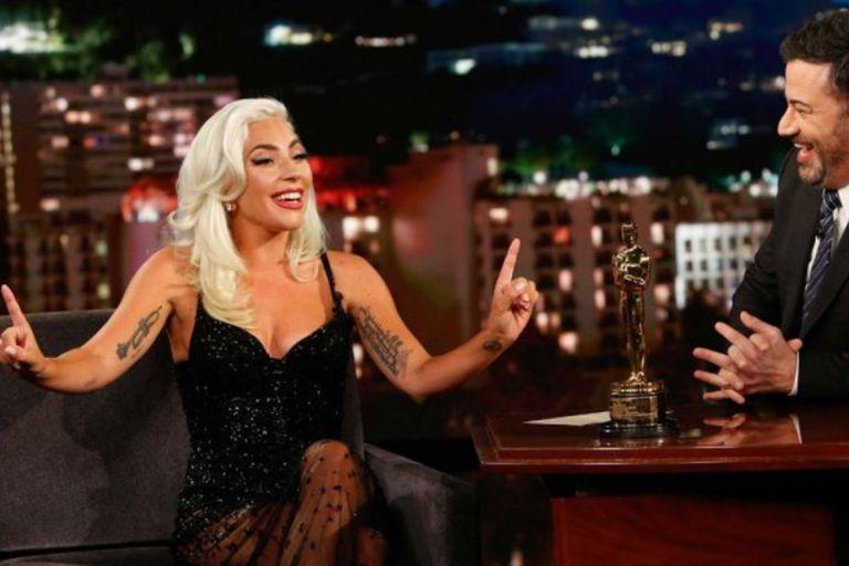 Lady Gaga habló sobre los rumores de romance con Bradley Cooper