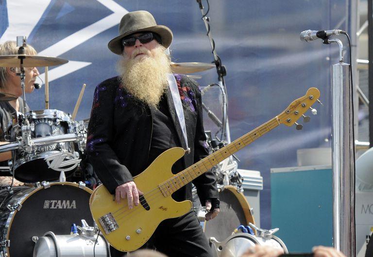Murió Dusty Hill, bajista y fundador de la banda ZZ Top