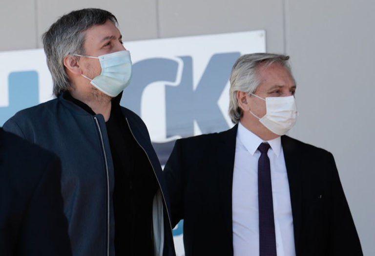 Por qué Máximo Kirchner le arruinaba los almuerzos a Alberto Fernández