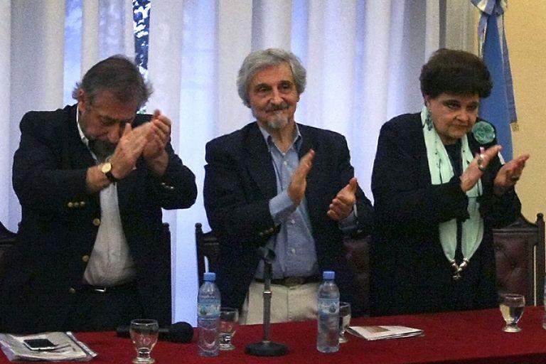 Vaccaro, Alifano y Pessagno hablaron de los escritores