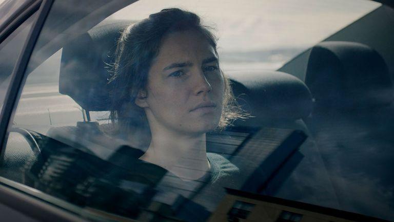 Amanda Knox en el documental homónimo