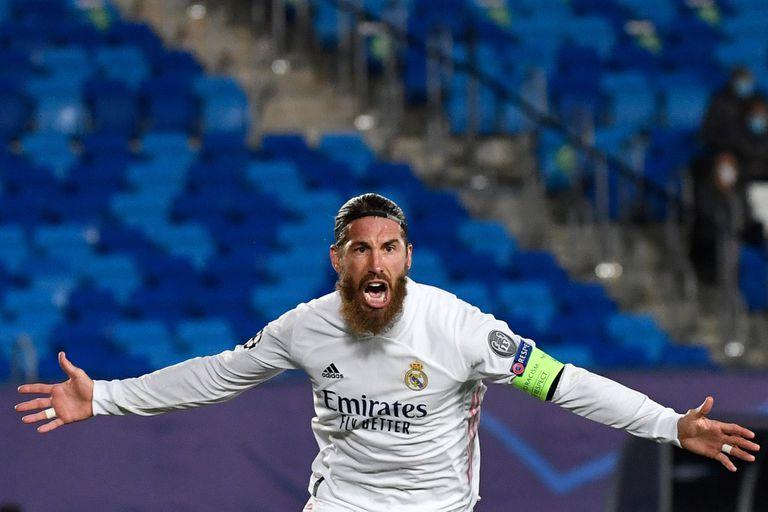 Sergio Ramos seguiría en Real Madrid, pero puede negociar con otro club
