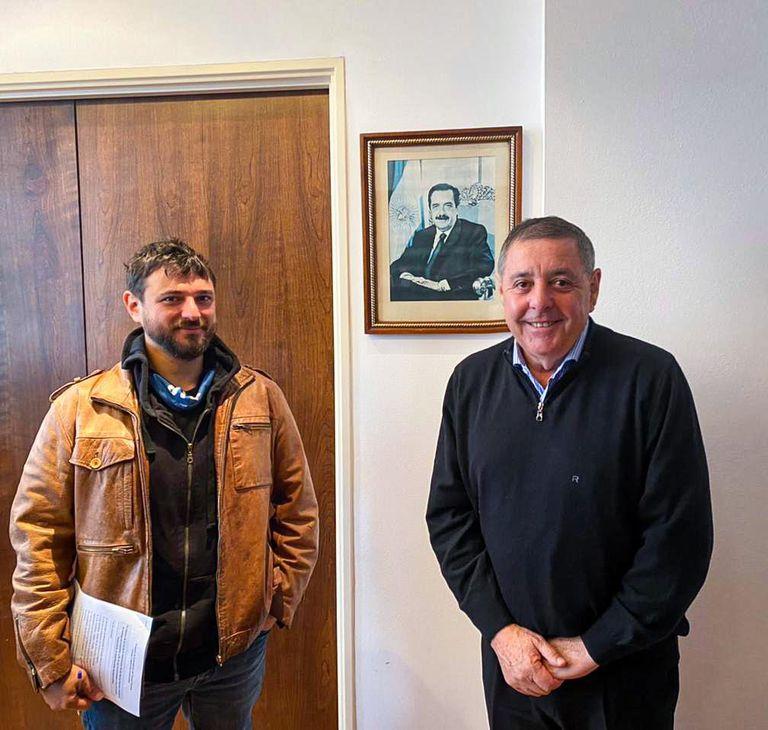 La preocupación en común detrás de la inesperada foto entre Grabois y De Ángeli