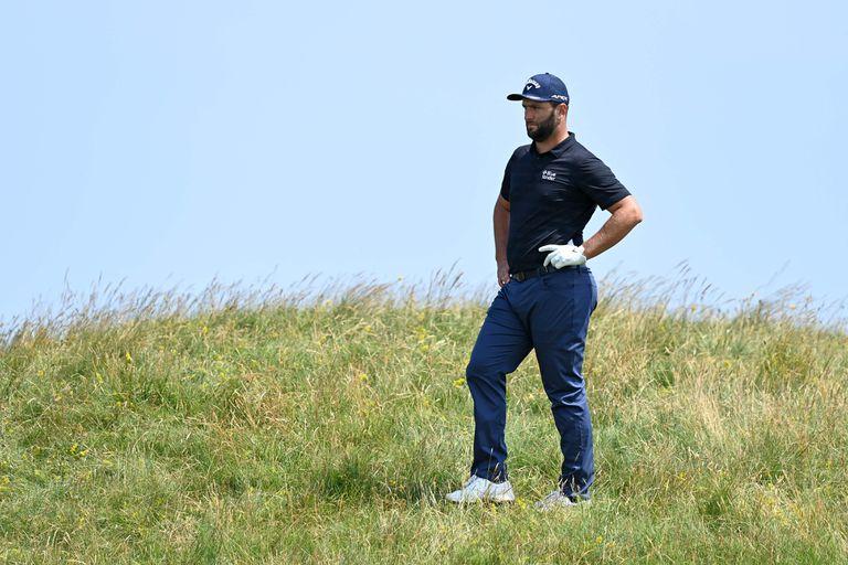 Historia: el campeón de una pierna más corta y su mensaje a los jóvenes golfistas