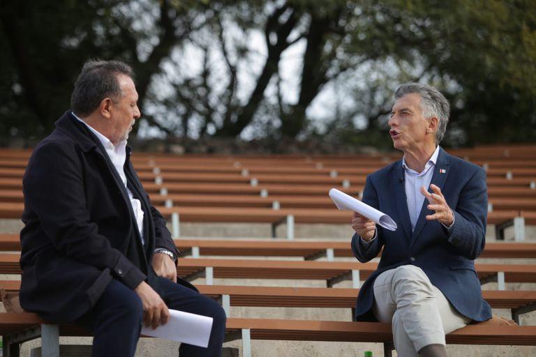 Visita a Córdoba. Enojo de los radicales por los elogios de Macri a Schiaretti