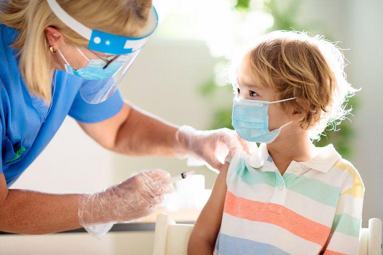 Padres divididos por la vacunación de sus hijos