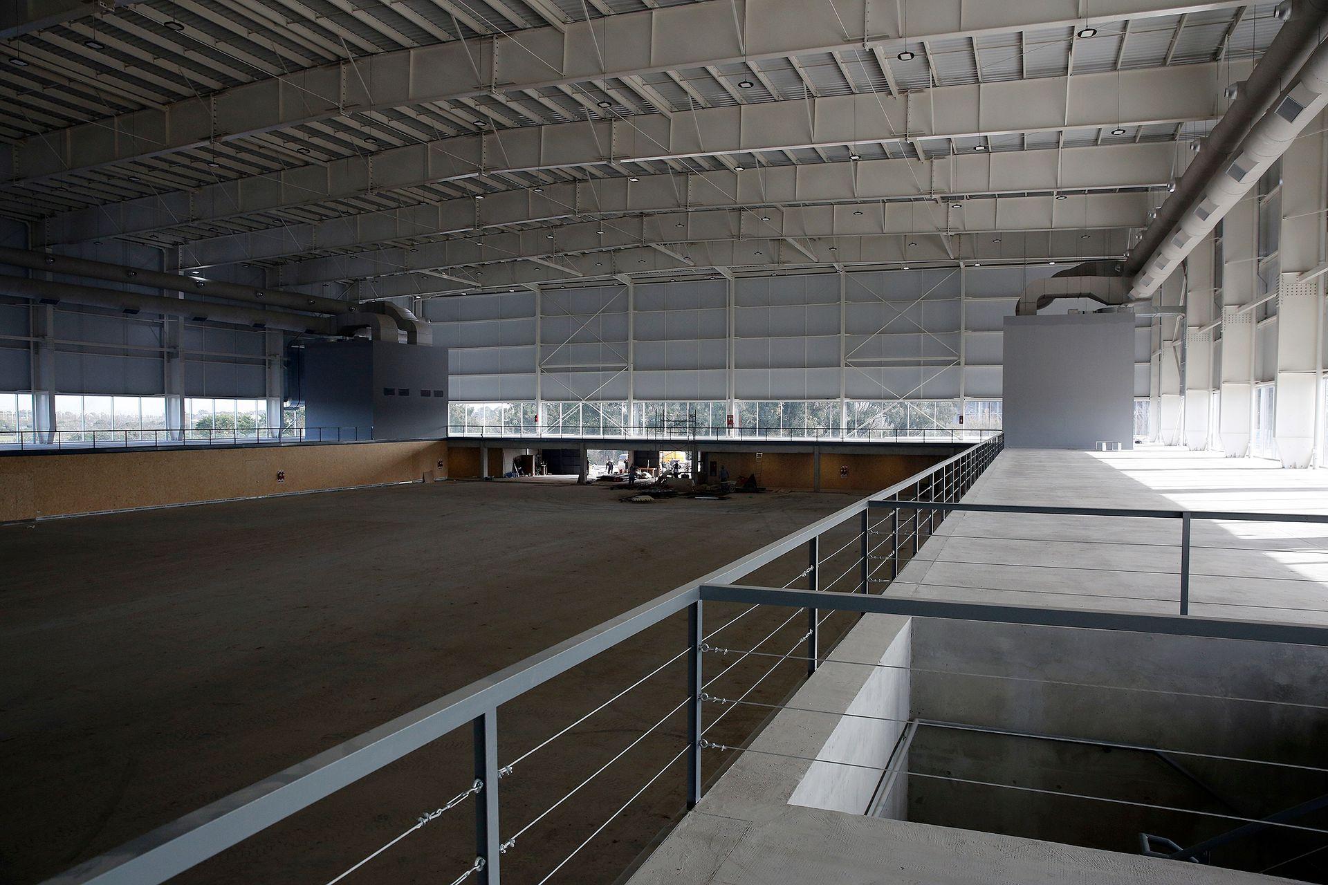 Villa Soldati: está casi listo el Parque Olímpico, donde se realizarán los Juegos de la Juventud