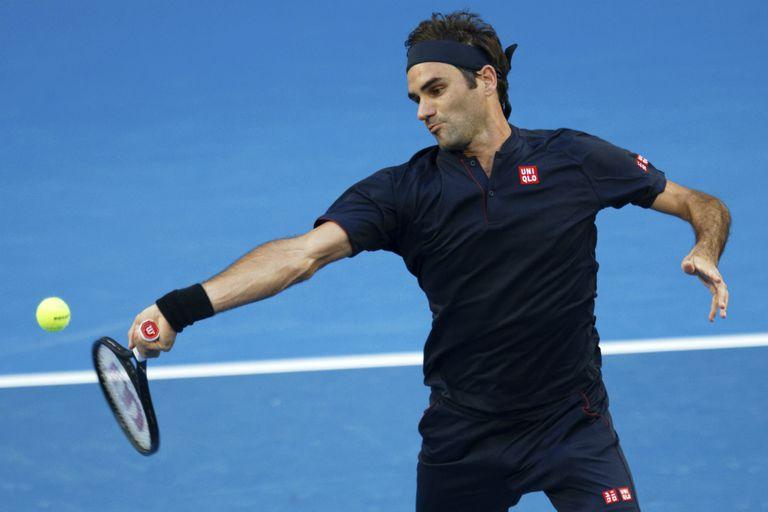 Federer: un debut demoledor, el duelo contra Serena y el posible retiro en 2020