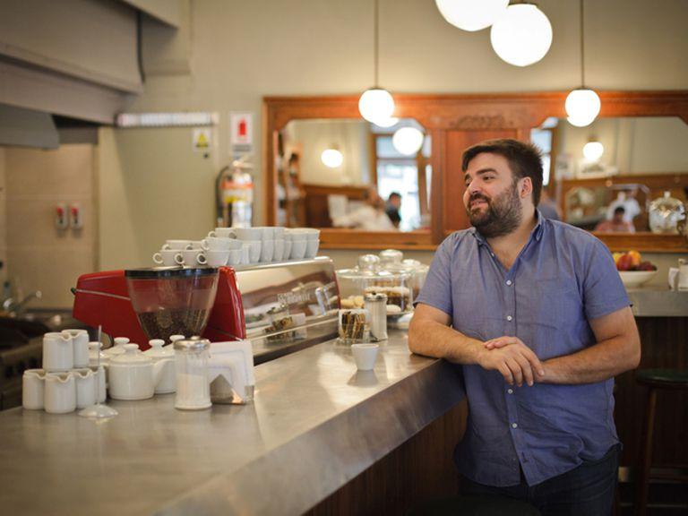 Nuevas propuestas en cafés tradicionales: Los Galgos