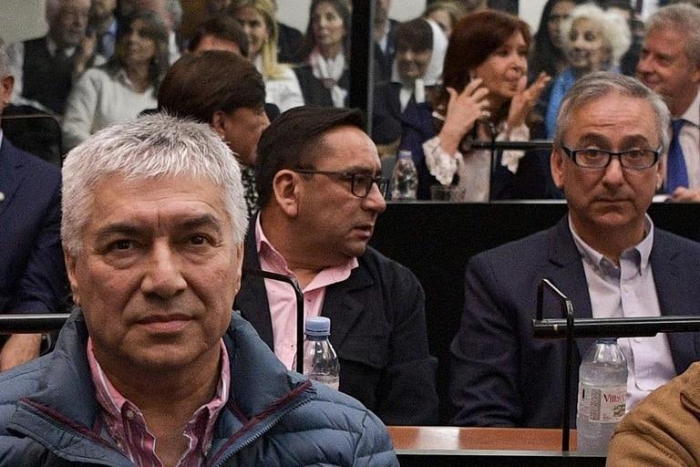 Lázaro Báez y Cristina Kirchner
