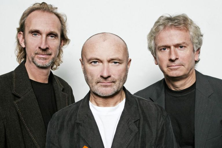 Phil Collins vuelve a Genesis 13 años después de su último show juntos