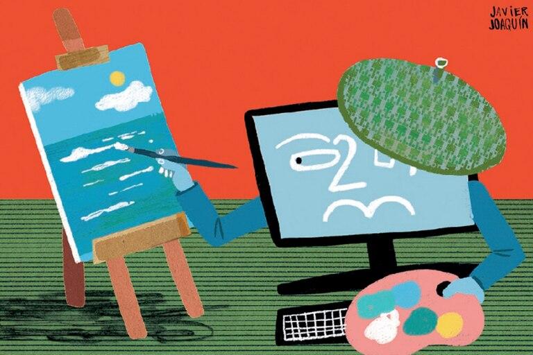 Leonardo 2.0: las obras de arte en la era de la inteligencia artificial