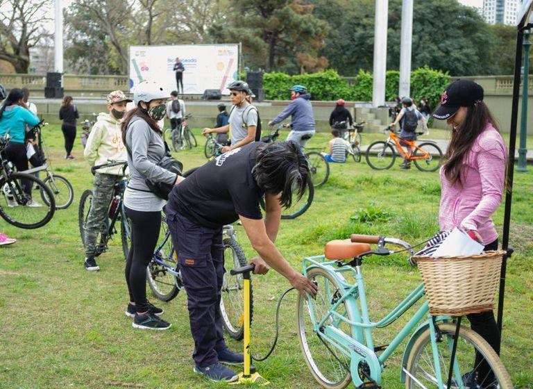 Desde el inicio de la pandemia, la búsqueda de recorridos en bicicleta en Google Maps aumentó más del 98%