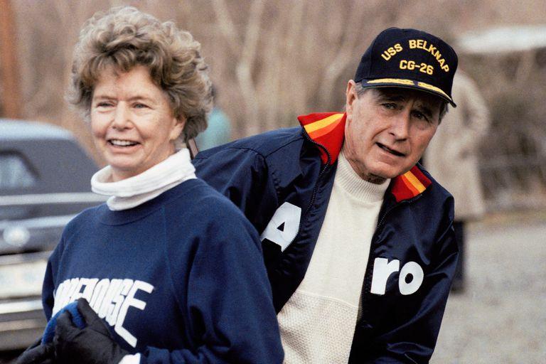Coronavirus. Murió la hermana del expresidente de Estados Unidos George Bush