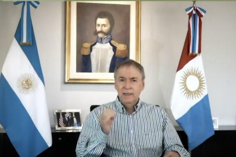 El gobernador Juan Schiaretti apoyará ante la Mesa de Enlace el pedido por el fin del cepo a la carne