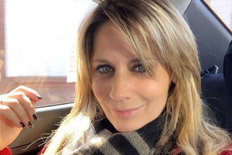 Desde adentro de su auto, Rocío Marengo relató cómo son sus días en medio del estallido social de Chile