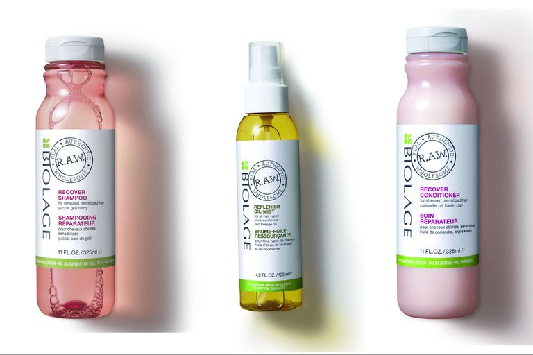 Shampoo Recover / Aceite multiuso / Acondicionador Recover