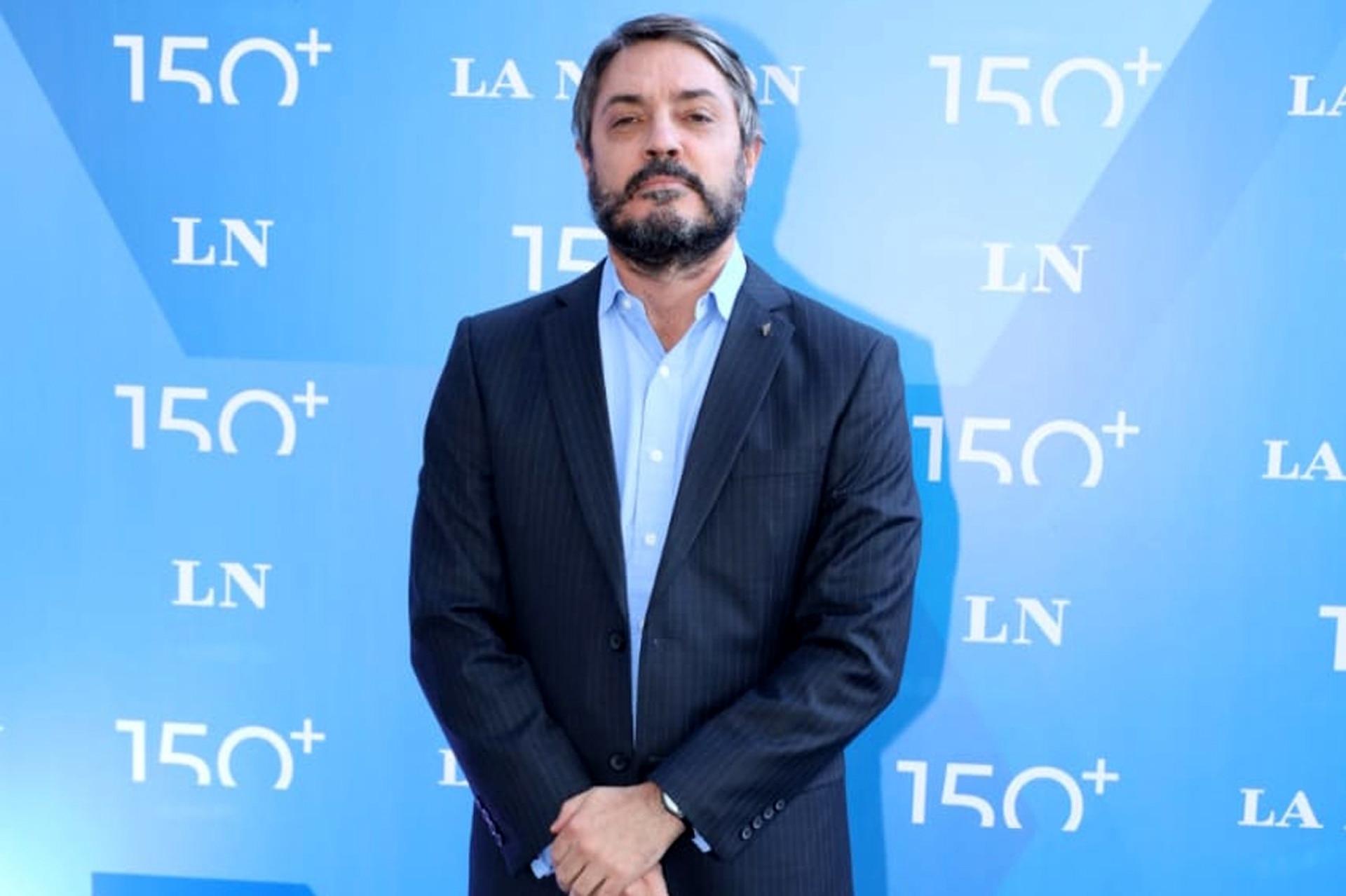 Gastón Perez Izquierdo, CEO de Catena Zapata