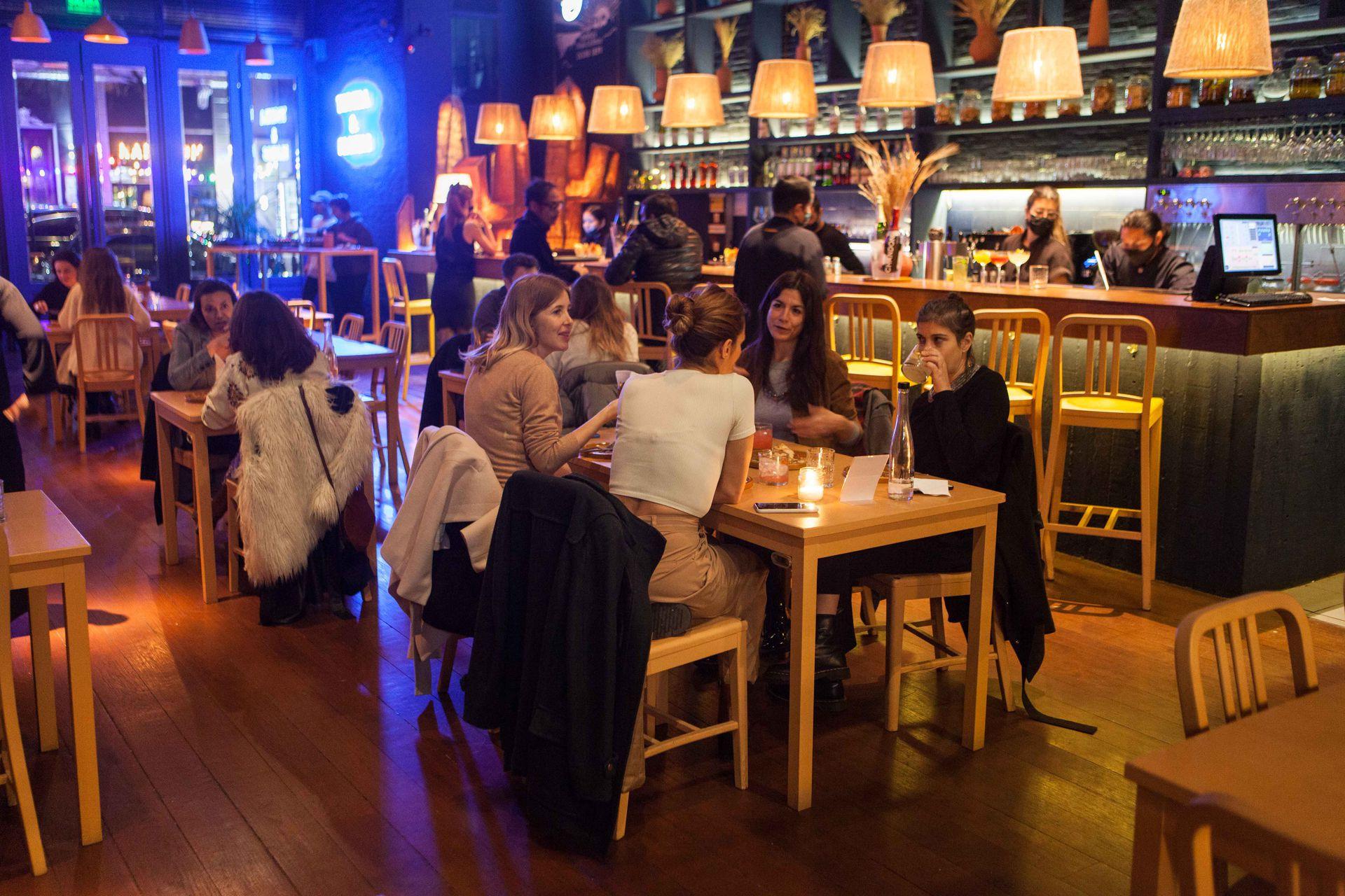 """""""En Estados Unidos, la comida mexicana es furor y está causando influencia mundial"""", dice Marcelo Boer, fundador del restaurante."""
