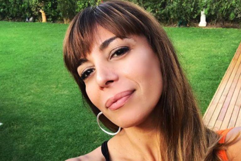 Ximena Capristo reveló cómo reaccionó cuando cuando encontró chats de Gustavo Conti con otra mujer
