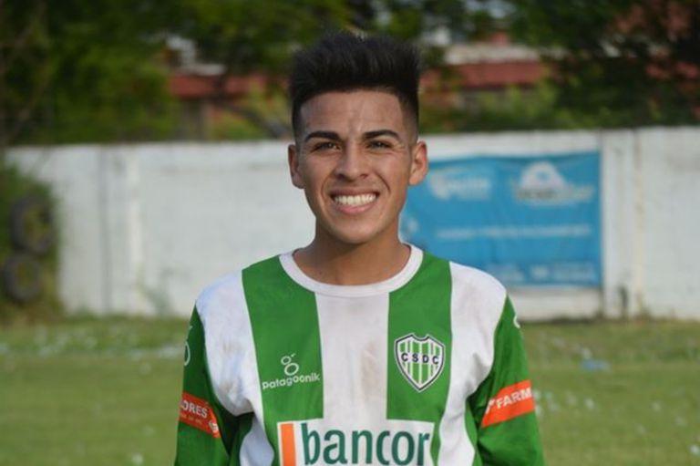 Ramón Villegas tenía 20 años