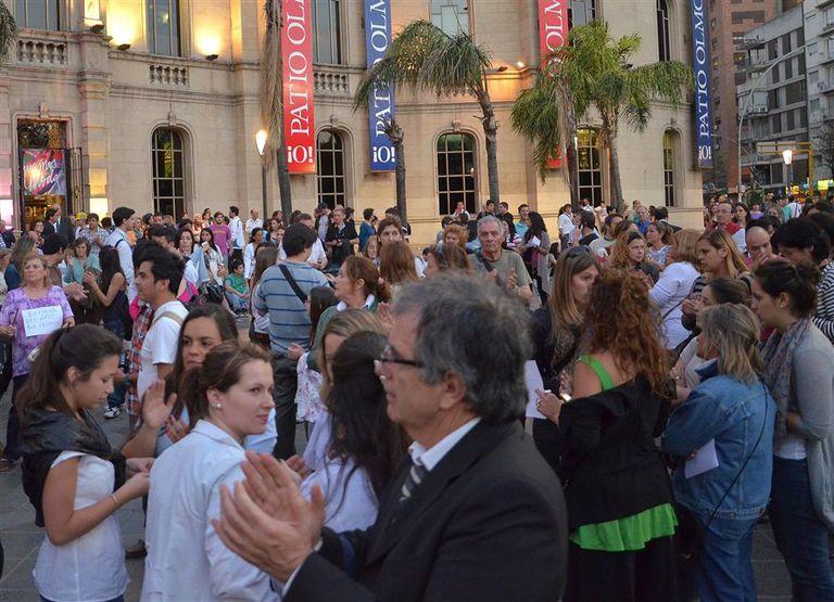 En la ciudad de Córdoba se movilizaron unas 20.000 personas