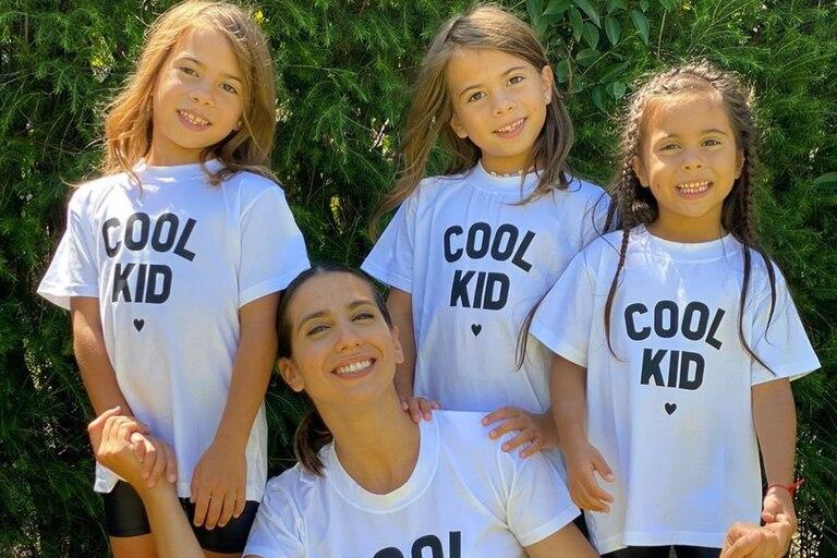 """Cinthia Fernández recordó el día en que perdió a una de sus gemelas: """"Conté dos veces a la misma"""""""