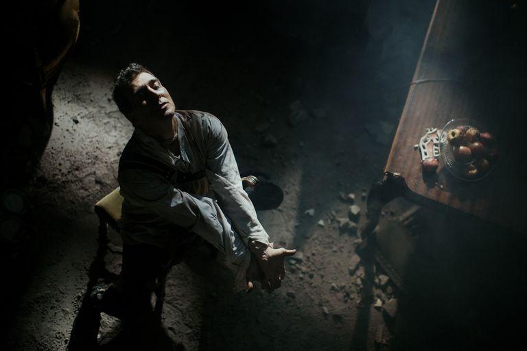 Julio Bocca volvió a bailar por un rato en un videoclip de NoTeVaGustar... y le gustó