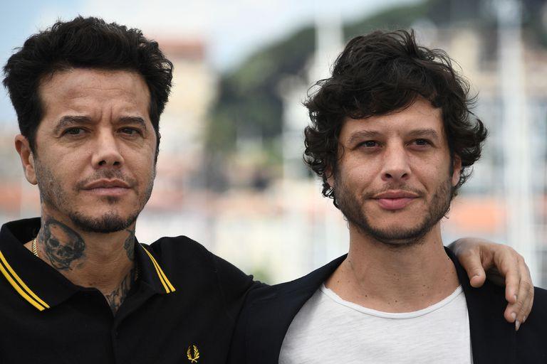 Cannes 2018: con su look descontracturado, Sebastián Ortega acaparó las miradas
