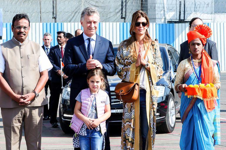 Juliana Awada en Asia. Los looks de la Primera Dama